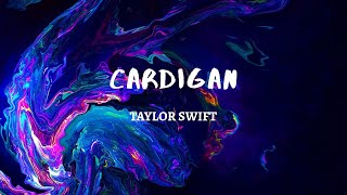 Taylor Swift - Cardigan (folklore) [Lyric Video] | LJ