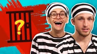 TERRIBLE PRISON FOODS W/ SHAYNE!