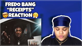 FREDO BANG - RECEIPTS (OFFICIAL MUSIC VIDEO) *REACTION*