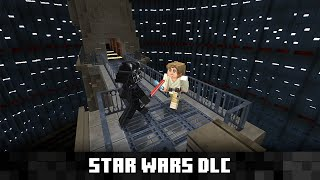 Explore the Star Wars galaxy in Minecraft!