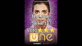 The one. Serie tv. Voto ⭐⭐⭐. #theone