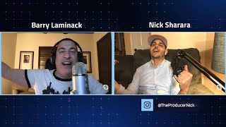 Nick Sharara (Producer/Host ESPN 97.5 Houston) joins me to chop it up (PT 1)