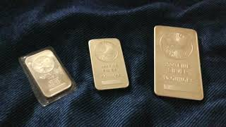 1oz, 5oz, 10oz Silver Sunshine Bars & Why I Stack High Notoriety & Low Premium Precious Metal Coins