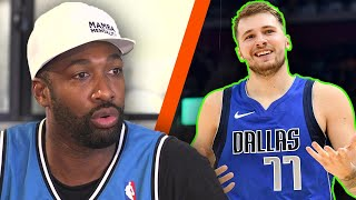 Gilbert Arenas Says Luka Doncic Is DOMINANT Because Of Fundamentals