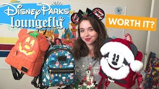 Are Disney Parks Loungefly Bags Worth It? + Tips to Get Them 50% Off on Shop Disney