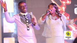 Actress Kyeiwaa Sings The Ghana National Anthem