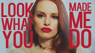 Cheryl Blossom | L.W.Y.M.M.D. (StainedRedFlowers' Wish)