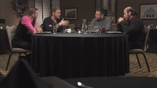 TLC Match icons joke about D-Von's fear of heights on Table for 3 (WWE Network Exclusive)