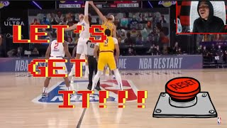 🏆HIT THAT RESET BUTTON!!! 🔄(Laker @ Clippers | Jazz @ Pelicans) Highlights🏀
