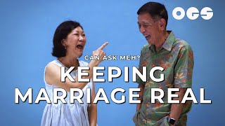 Keeping Marriage Real | Can Ask Meh?