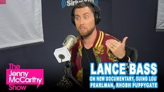 "Lance Bass on ""The Boy Band Con: The Lou Pearlman Story"" and RHOBH Puppygate"