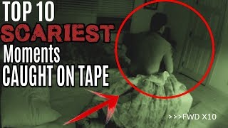 Top 10 Scariest Paranormal Moments Caught on Camera | Mindseed TV Edition