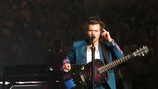 You're Still The One(Shania Twain cover) - Harry Styles & Kacey Musgraves 6/22/18 New York, NY