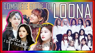 [ENG/SUB] 2020 HELPFUL GUIDE TO LOONA FOR NEW ORBITS