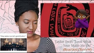 "Taylor Swift ""Look What You Made Me Do"" (Reaction/Review)"