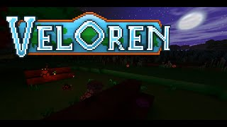 VELOREN PRE-ALPHA 0.6.0 | UNCUT GAMEPLAY ,,21 Leveling for 200.