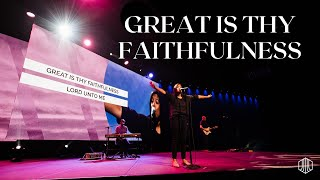 Great Is Thy Faithfulness | Austin Stone Worship | Live from TGC