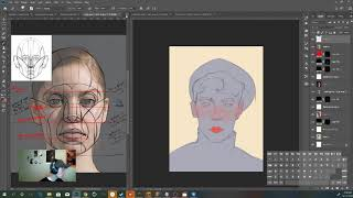 In-Depth Photoshop Painting Walkthrough (Part 2)