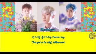 EXO-CBX - 02. Blooming Days (vostfr)