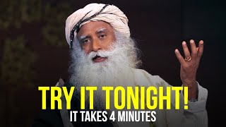 Sadhguru - Learn How To Sleep Correctly | TRY IT TONIGHT!