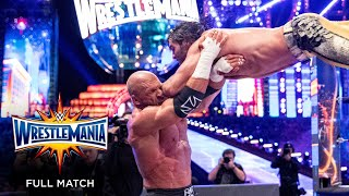 FULL MATCH - Seth Rollins vs. Triple H – Unsanctioned Match: WrestleMania 33