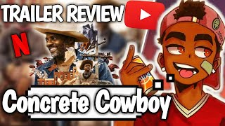 One Of The Best Philly Movies (Concrete Cowboy) Netflix Review!