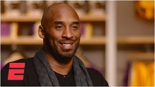 Kobe shares impressions of LeBron's first season with the Lakers & advice for Zion  | Get Up!