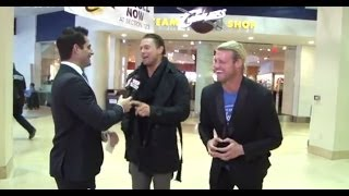 Dolph Ziggler & The Miz: FUNNY impressions of other superstars, talk concussions, more