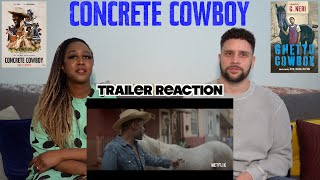 Concrete Cowboy | Trailer Reaction!