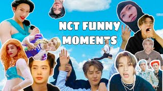 NCT being Chaotic and Questionable | NCT Funny Moments 2020