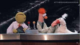 Untitled Goose makes an appearance at The Game Awards 2019 with Muppet Labs - Full Skit