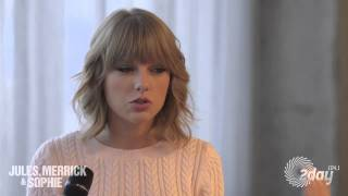 Taylor Swift's 1989 secrets and response to SEXIST song speculation [FULL INTERVIEW]