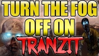 "BO2 ""How to Turn the Fog Off on Tranzit Zombies & More Easter Eggs Black Ops 2 