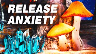 Guided Sleep Meditation, Let Go of Anxiety Before Sleeping Spoken Meditation