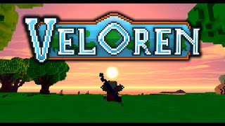VELOREN PRE-ALPHA 0.6.0 | UNCUT GAMEPLAY ,,57 Leveling for 200.