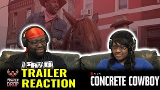Concrete Cowboy Trailer Reaction | Trailer Drop