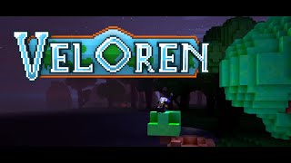 VELOREN PRE-ALPHA 0.6.0 | UNCUT GAMEPLAY ,,22 Leveling for 200.