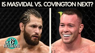 Jorge Masvidal vs. Colby Covington is the fight to make – Daniel Cormier | DC & Helwani | ESPN MMA