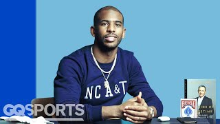 10 Things Chris Paul Can't Live Without | GQ Sports