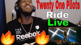 twenty one pilots - Ride (Live at Fox Theater) Reaction