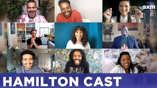 Hamilton Cast Reveal Worst On-Stage Mishaps, Favorite Lines & More | FULL SiriusXM Town Hall