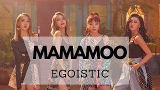 MAMAMOO - Egoistic (3D / Concert / Echo + Bass boosted) 'Red Moon'