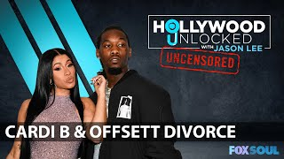 Jason Lee on Cardi B & Offset Divorce and Andrew Gillum Coming Out on Hollywood Unlocked UNCENSORED