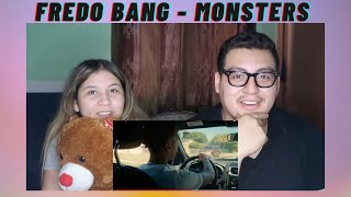 Fredo Bang - Monsters | Official Music Video | REACTION