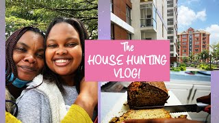 VLOG: HOUSE HUNTING, WALKING WITH MOM, AMAZING HOUSES AND more...