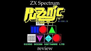 Review: Puzznic (ZX Spectrum)