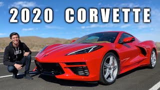 2020 Corvette Stingray Review - Launches Like An AWD Supercar!