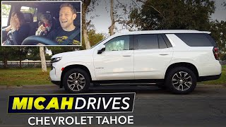2021 Chevrolet Tahoe | Large SUV Family Review