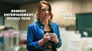 Control - Remedy Entertainment Studio Tour by Jesse Faden