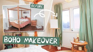 she asked for a Coachella dorm room makeover